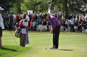 Mr. 59, Jim Furyk, BMW Championship at Conway Farms Golf Club