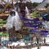 Hurricane Harbor in Gurnee